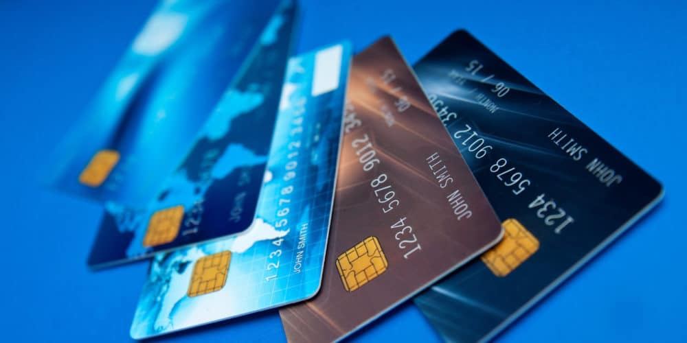 ON AIR Appbuilder - Kreditkarten