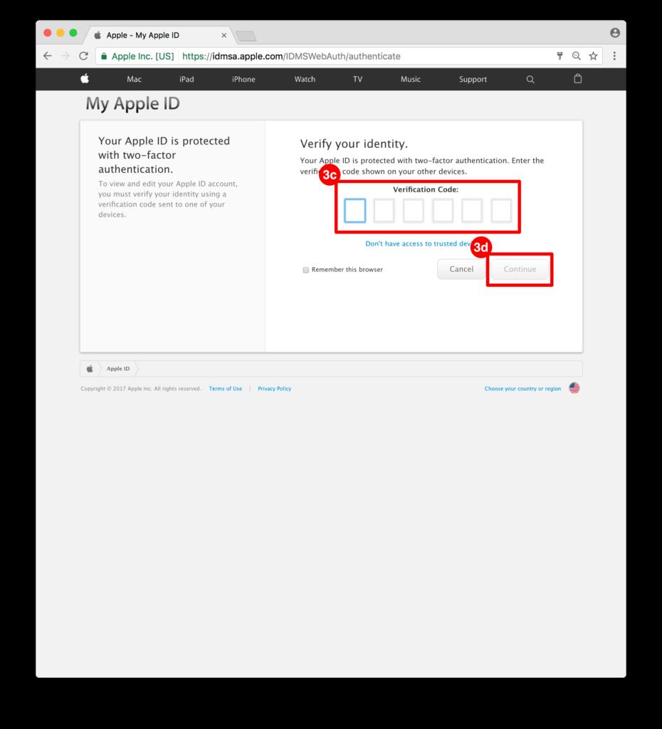 ON AIR Appbuilder - Konto verifizieren