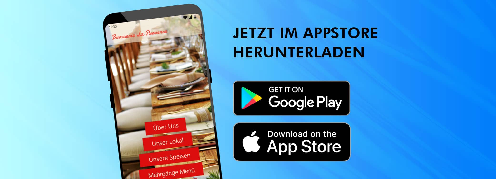 ON AIR Appbuilder - App vermarkten