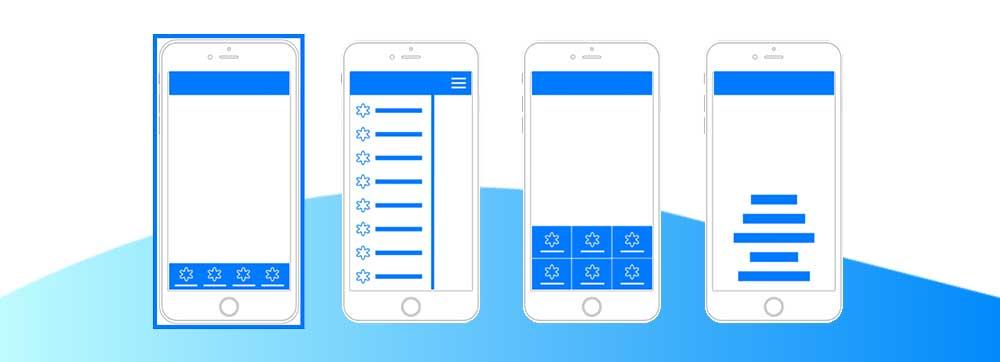 ON AIR Appbuilder - App Navigation