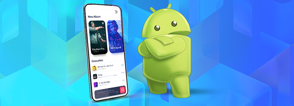 create an Android app without coding
