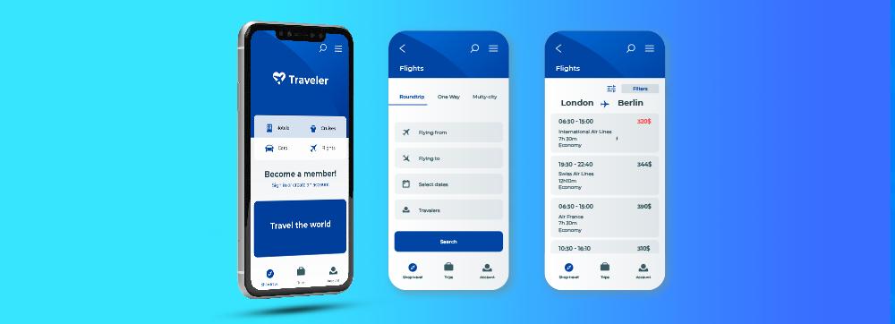 Self App Builder platforms