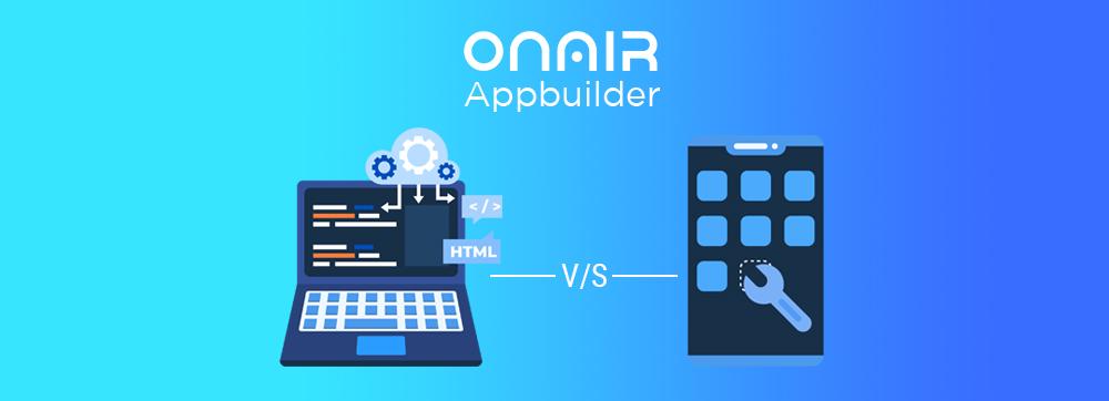 online app builder